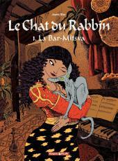 Le Chat du Rabbin – tome 1 – La Bar-Mitsva