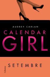 Calendar Girl. Setembre