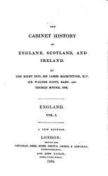 The History Of England By Sir J Mackintosh Continued By W Wallace R Bell  Book PDF