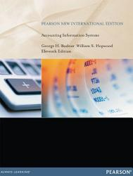 Accounting Information Systems Pearson New International Edition Book PDF