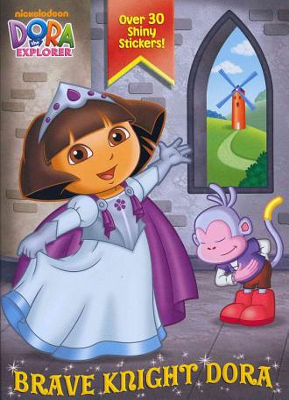 Brave Knight Dora  Dora the Explorer  PDF
