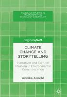 Climate Change and Storytelling PDF