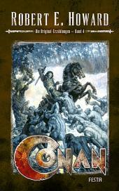 Conan - Band 4: Die Original-Erzählungen
