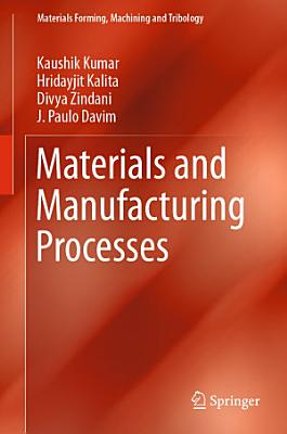 Materials and Manufacturing Processes PDF