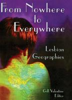 From Nowhere to Everywhere PDF