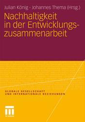 Nachhaltigkeit in der Entwicklungszusammenarbeit PDF