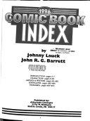 Comic Book Index