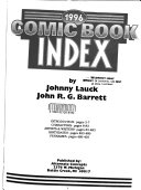 Comic Book Index PDF