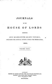 Journals of the House of Lords: Volume 113