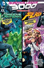 Justice League 3000 (2013-) #9