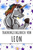 Trainingstagebuch von Leon PDF