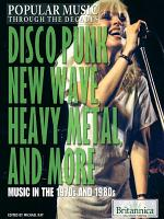 Disco  Punk  New Wave  Heavy Metal  and More PDF