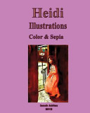 Heidi Illustrations Color and Sepia