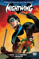 Nightwing: the Rebirth Deluxe Edition Book 2 (Rebirth)