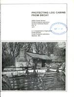 Protecting log cabins from decay PDF