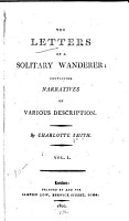 The Letters of a Solitary Wanderer  The story of Edouarda PDF