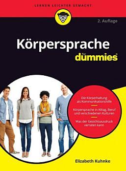 K  rpersprache f  r Dummies PDF