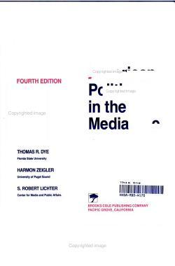 American Politics in the Media Age PDF