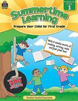 Summertime Learning Grade 1 PDF