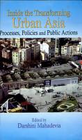 Inside the Transforming Urban Asia PDF