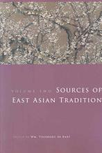 Sources of East Asian Tradition  The modern period PDF