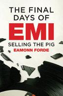The Final Days of EMI Book