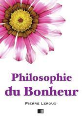 Philosophie du Bonheur