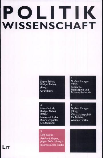 Politikwissenschaft III PDF
