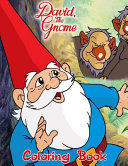 David the Gnome Coloring Book