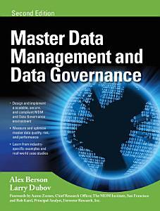 MASTER DATA MANAGEMENT AND DATA GOVERNANCE  2 E