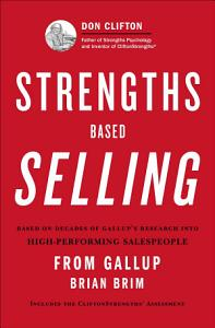 Strengths Based Selling Book