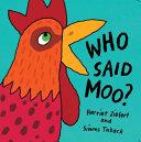 Who Said Moo