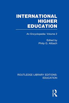 International Higher Education Volume 2 PDF