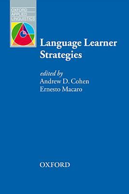 Language Learner Strategies   Oxford Applied Linguistics PDF
