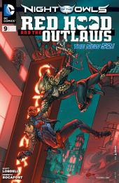 Red Hood and the Outlaws (2011-) #9