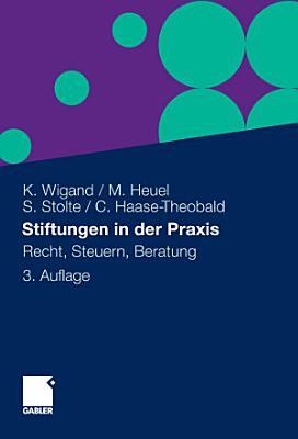 Stiftungen in der Praxis PDF