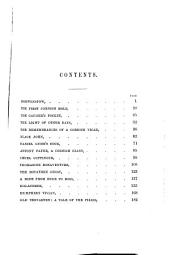 The Prose Works of Rev. R. S. Hawker: Including Footprints of Former Men in Far Cornwall