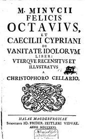 De vanitate idolorum liber
