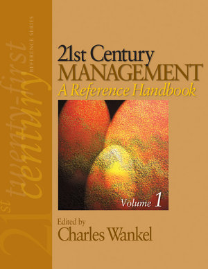 21st Century Management  A Reference Handbook PDF