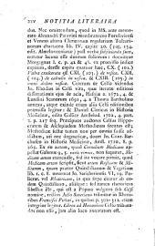 De medicina libri octo ad optimas editiones collati praemitittur notitia literaria studiis societatis Bipontinae
