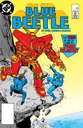Blue Beetle (1986-) #15