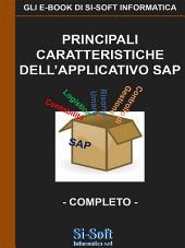 Principali caratteristiche dell'applicativo SAP