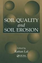Soil Quality and Soil Erosion