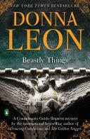 Beastly Things Book