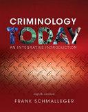 Criminology Today PDF