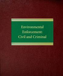 Environmental Enforcement Book PDF