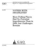 Voters with Disabilities PDF