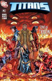 Titans (2008-) #4
