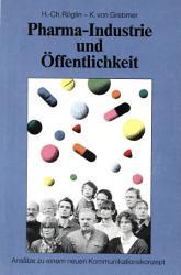 Pharma Industrie und   ffentlichkeit PDF