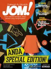 Isu 8 - Majalah Jom!: Anda Special Edition!